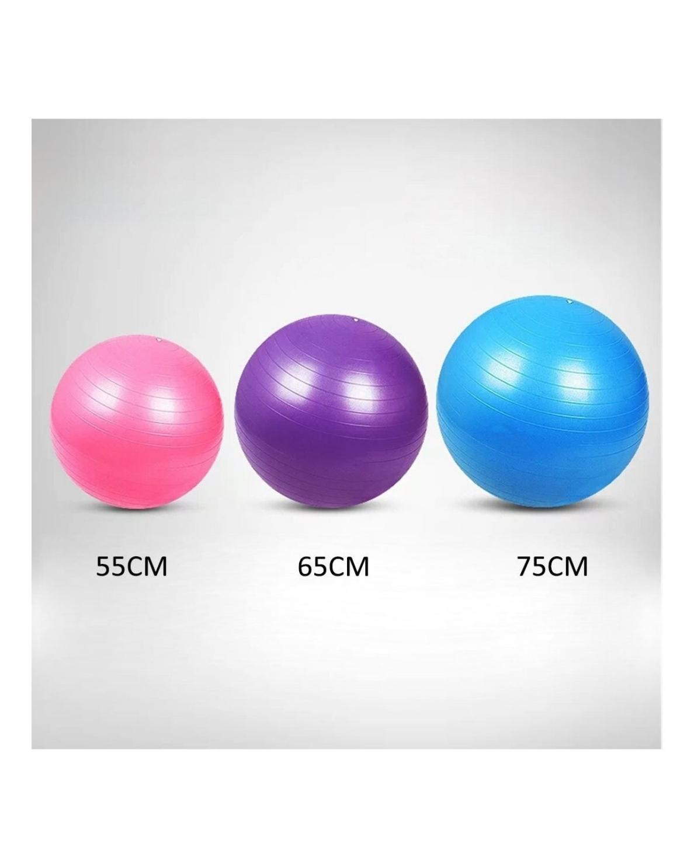 Ballon de Yoga Violet